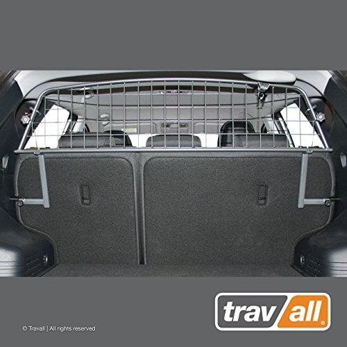 Travall Guard Hundegitter Kompatibel Mit Hyundai ix35 und Tucson (2009-2015) TDG1518 - Maßgeschneidertes Trenngitter in Original Qualität
