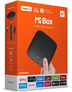 Xiaomi Mi Box S 4K Ultra HD Smart Set TV Box with Android 8.1 Google Assistant - Australian Stock, 1 Year Warranty