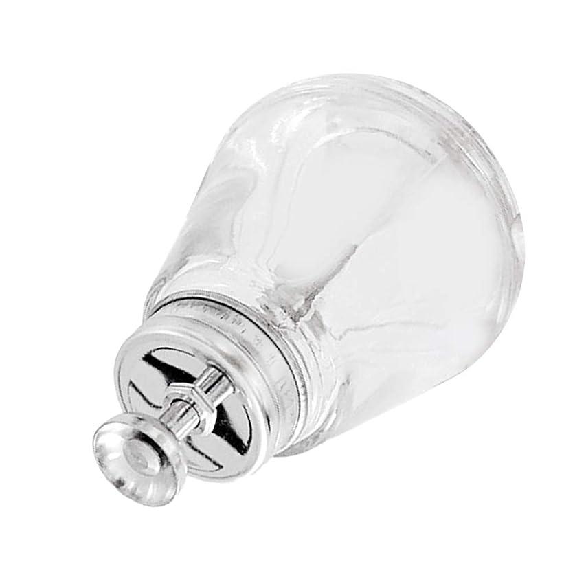 付添人カート移行するT TOOYFUL ネイルアートツールボトル ガラス瓶 150mL 蓋付き マニキュアリム用 ネイルケア 空ポンプボトル