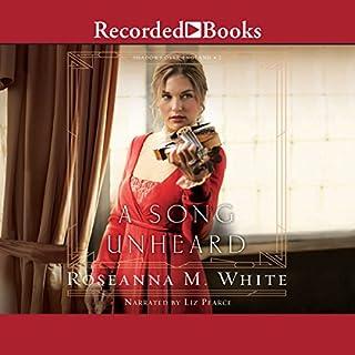 A Song Unheard                   Auteur(s):                                                                                                                                 Roseanna M. White                               Narrateur(s):                                                                                                                                 Liz Pearce                      Durée: 13 h et 57 min     1 évaluation     Au global 5,0