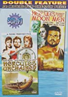 Hercules Unchained / Hercules Against The Moon Men [Slim Case]
