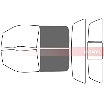 Precut Window Tint Kit For Ford Escape 4 Door SUV 2013 2014