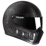 Nuevocasco de moto Bandit,Súper Street 2carbonopara Streetfighter., race carbon