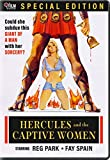 Hercules And The Captive Women (1963) [The Film Detective Special Edition] [DVD]