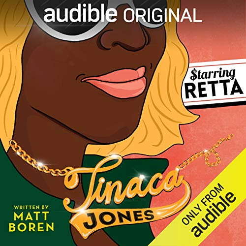 Tinaca Jones cover art