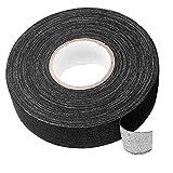 Rollo de Hockey sobre Hielo de la Cinta de Tela de algodón Palo de Lacrosse apretón del Palo de la Manga de 25 m Sobregrips