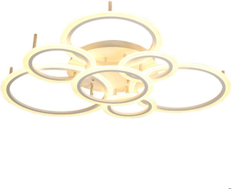 Runde Einfache Kreative Atmosphre Führte Deckenlampe Wohnzimmer Schlafzimmer Lampen