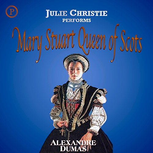 Mary Stuart, Queen of Scots audiobook cover art