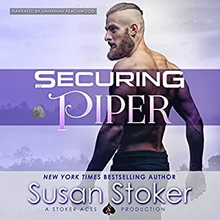 Page de couverture de Securing Piper