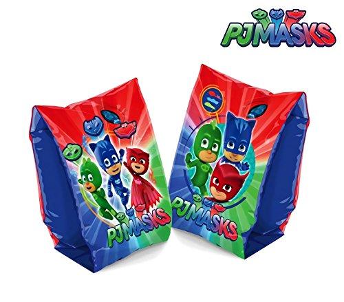 PJMASKS 731220 Manguitos inflables para niños súper pijama