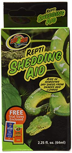 zoomed Zoo Med Repti Shedding Aid, 64 ml