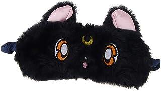 Baosity Lovely Soft Travel Sleeping Eye Mask Blindfold Eyeshade Black Out Mask - Black