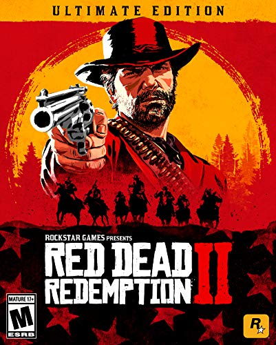 Red Dead Redemption 2: Ultimate Edition - PC [Online Game Code]