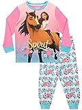 DreamWorks Mädchen Spirit Riding Free Schlafanzug Mehrfarbig 140