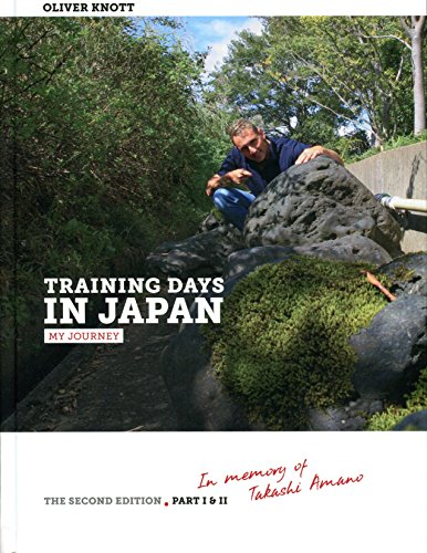 Training Days in Japan - My Journey by Oliver Knott (Aqualog)
