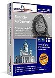 Finnisch-Aufbaukurs: Lernstufen B1+B2. Lernsoftware auf CD-ROM + MP3-Audio-CD für Windows/Linux/Mac OS X. Fließend Finnisch lernen für Fortgeschrittene mit Langzeitgedächtnis-Lernmethode