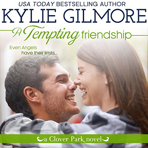 A Tempting Friendship audiobook cover art