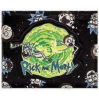 Cartera de Rick and Morty Tiempo Portal de Vi