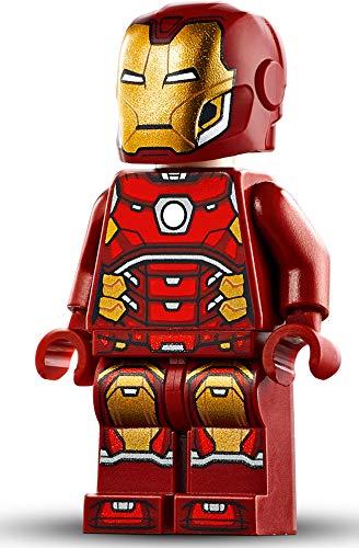 LEGO® - Minifigs - Super Heroes - sh612 - Iron Man (76140).