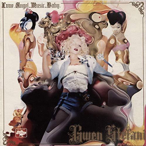 GWEN STEFANI - LOVE. ANGEL. MUSIC. BABY.