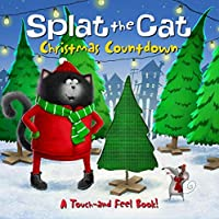 Splat the Cat: Christmas Countdown 0061978655 Book Cover