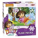 Tactic 41064 Dora-Boden-Puzzle, Roze -