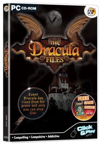 The Dracula Files (PC CD) [Importación inglesa]