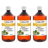 MeaVita Rizinusöl - 100% reines kaltgepresstes Öl