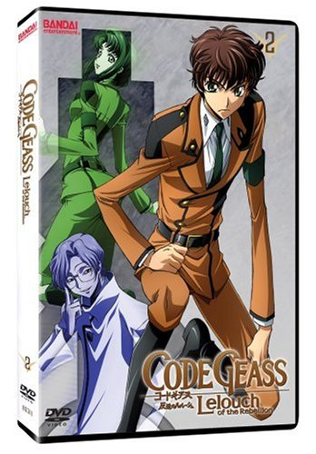 Code Geass Leouch of the Rebellion 2 [Import USA Zone 1]