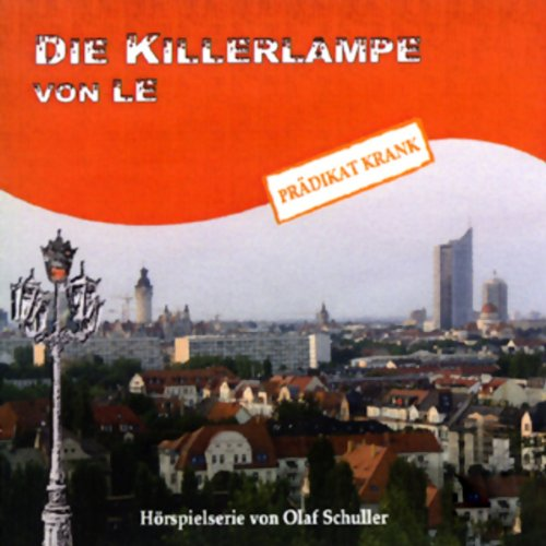 Die Killerlampe von LE Titelbild