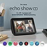 Der neue Echo Show 8 (2. Generation, 2021) | HD-Smart Display mit Alexa und 13-MP-Kamera | Anthrazit - 7