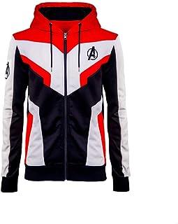 03810ffb956c9c PONGONE Superhero Hoodie Advanced Tech Sweatshirt Halloween Cosplay Hooded  Jacket