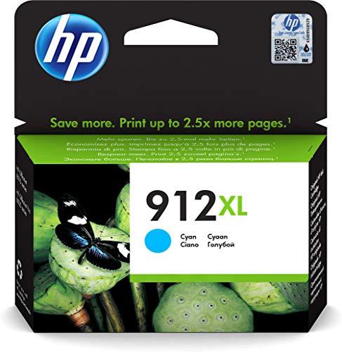 HP - 912 1 Pieza(s) Original Alto Rendimiento (XL) Cian