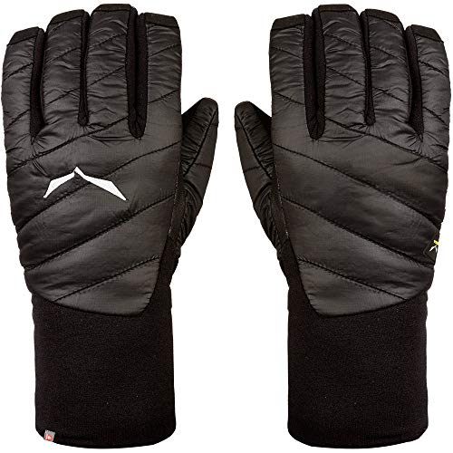 Salewa ORTLES 2 PRL Gloves Handschuhe, Black Out, S