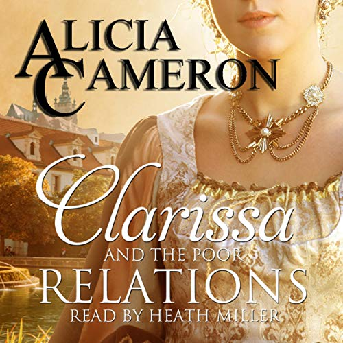 Clarissa and the Poor Relations cover art
