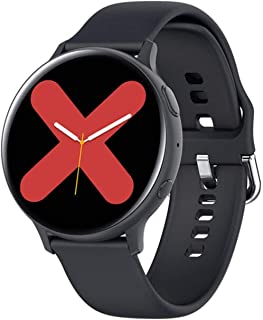 Smartklocka män kvinnor Bluetooth-samtal IP68 vattentät puls sport smartklocka för Android IOS fitnessklocka