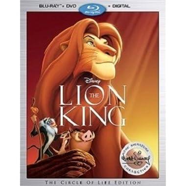 The Lion King [Blu-ray+DVD+Digital HD]