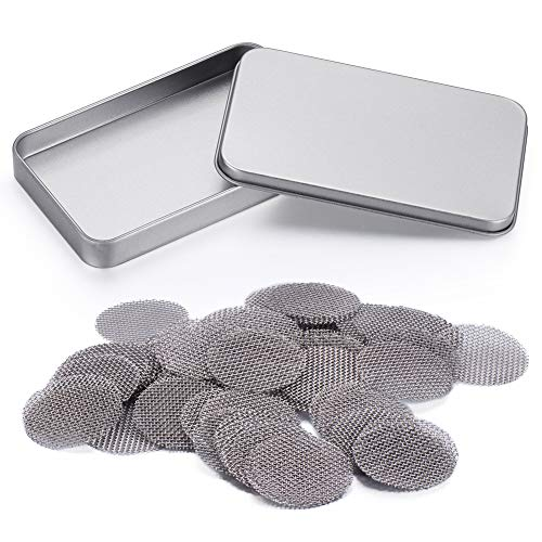 Made in The USA 304 Stainless Steel 3//8 Inch Screens 30 Pack
