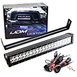 iJDMTOY Front Grille 20-Inch LED Light Bar...