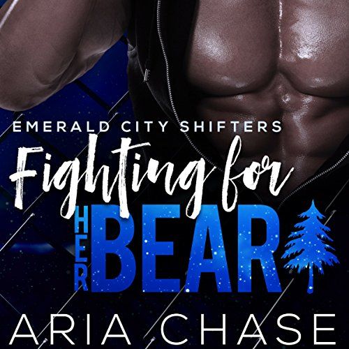 Fighting for Her Bear audiobook cover art