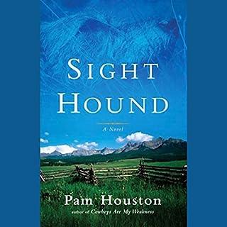 Sight Hound audiobook cover art