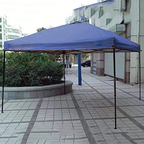 Gazebo All Weather Waterproof Pop Up Heavy Duty Canopy, Frame, Guy Ropes, Securing Pegs & Storage Bag - Outdoor Garden Marquee Canopy LDFZ