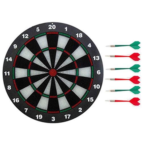 SLRMKK Safety Professional Darts Target, 42CM, erforderlich für Freizeit- und Unterhaltungs-Office-Darts, geeignet für Partyartikel für Erwachsene