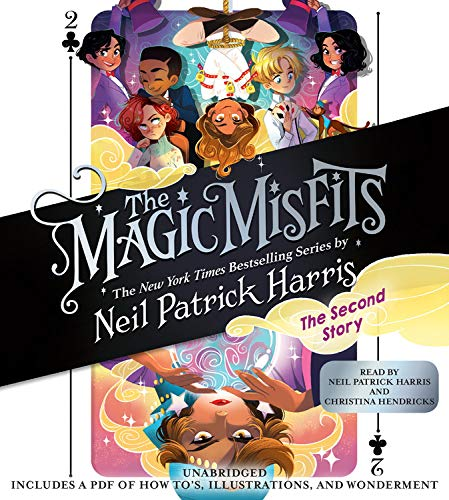 The Magic Misfits: The Second Story Titelbild