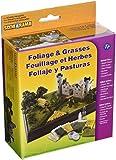 Woodland Scenics SP4120 Scene-A-Rama™ Foliage and Grasses Kit, Multicolor