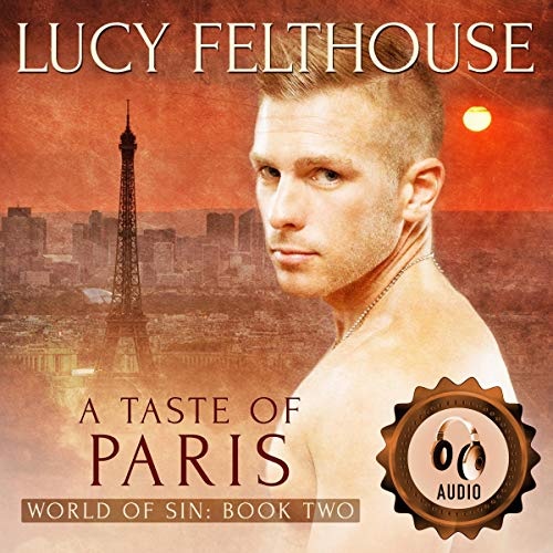 A Taste of Paris Audiobook By Lucy Felthouse cover art