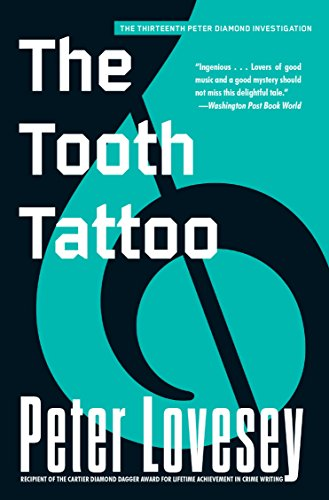 The Tooth Tattoo (Peter Diamond Book 13) (English Edition)