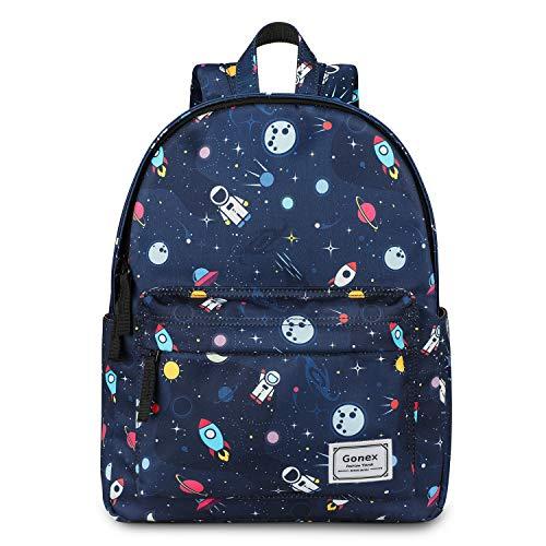 Gonex Kids Children Backpack Daypack Rucksack Kindergarten School for Boys Girls Space