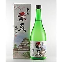 名倉山酒造 名倉山 会津純米酒 赤瓦 720ml