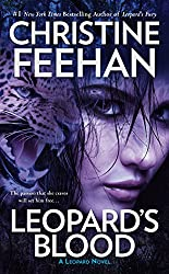 Leopard's Blood - October 24 top book release pick